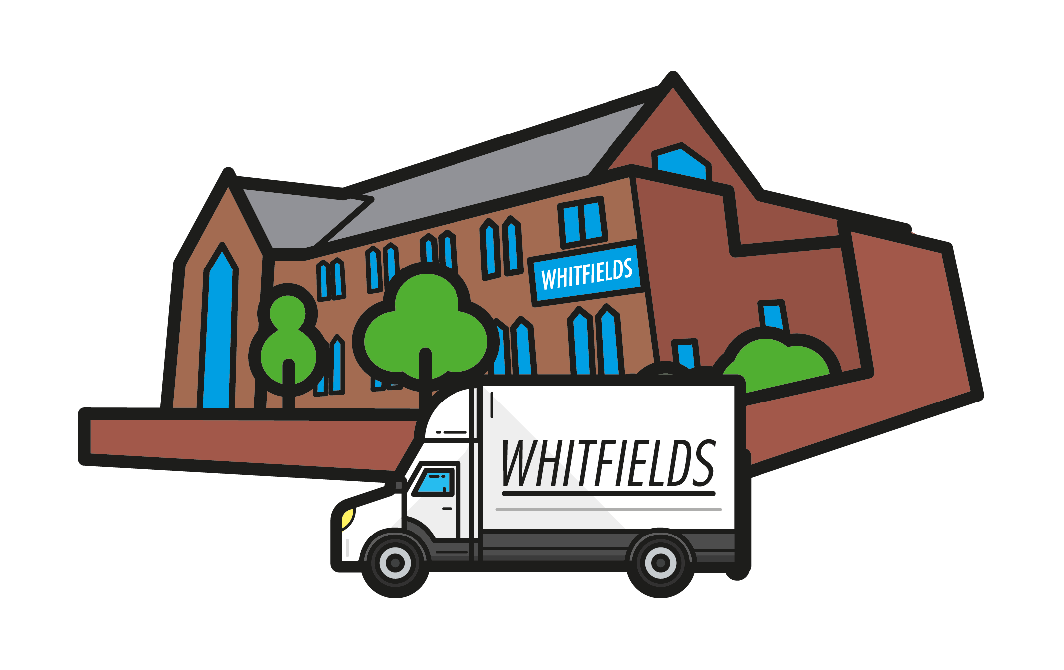 Logo for Whitfields