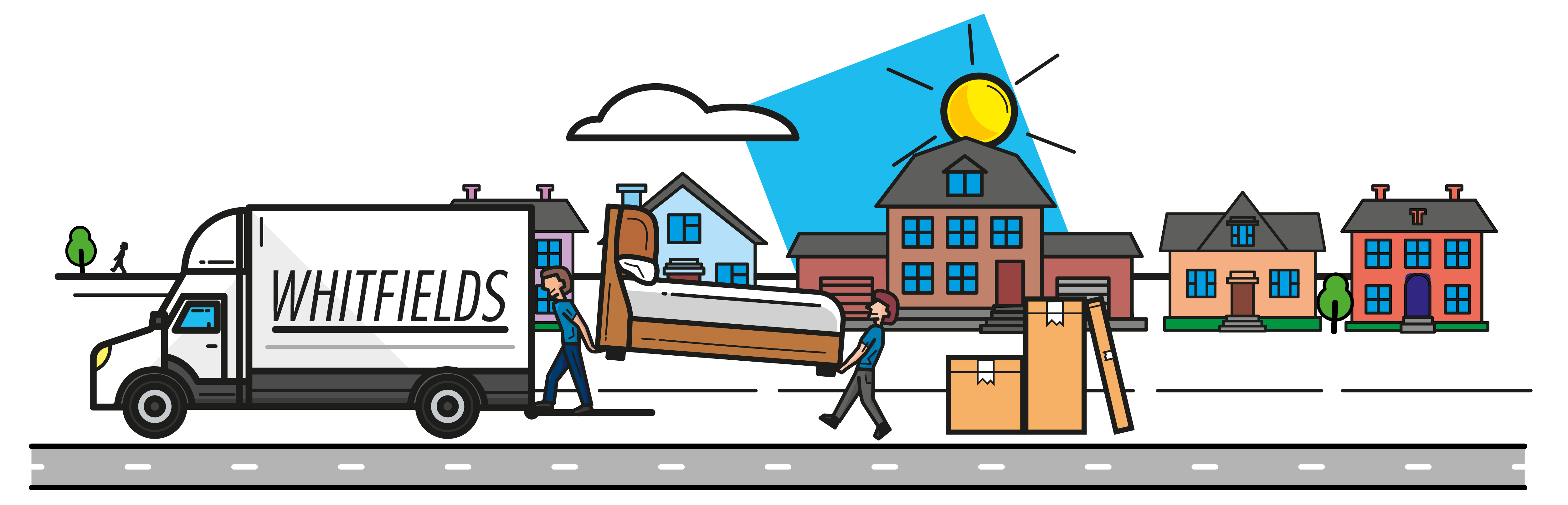 Header image showing personal removals