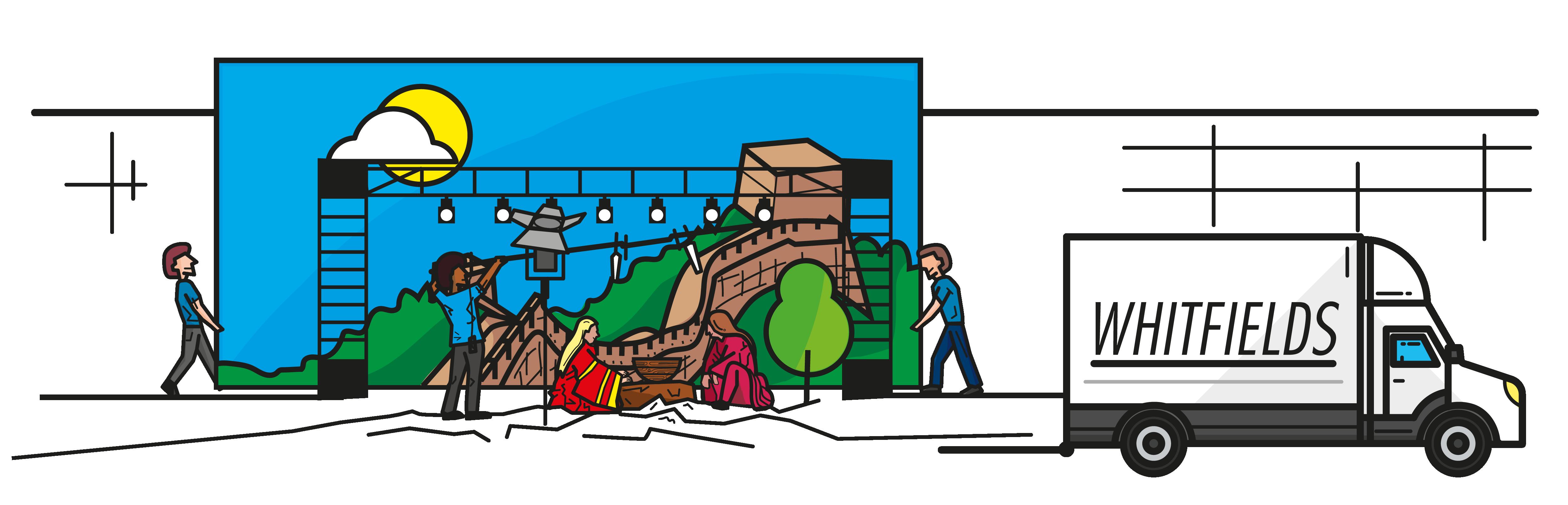 Header image showing tv set