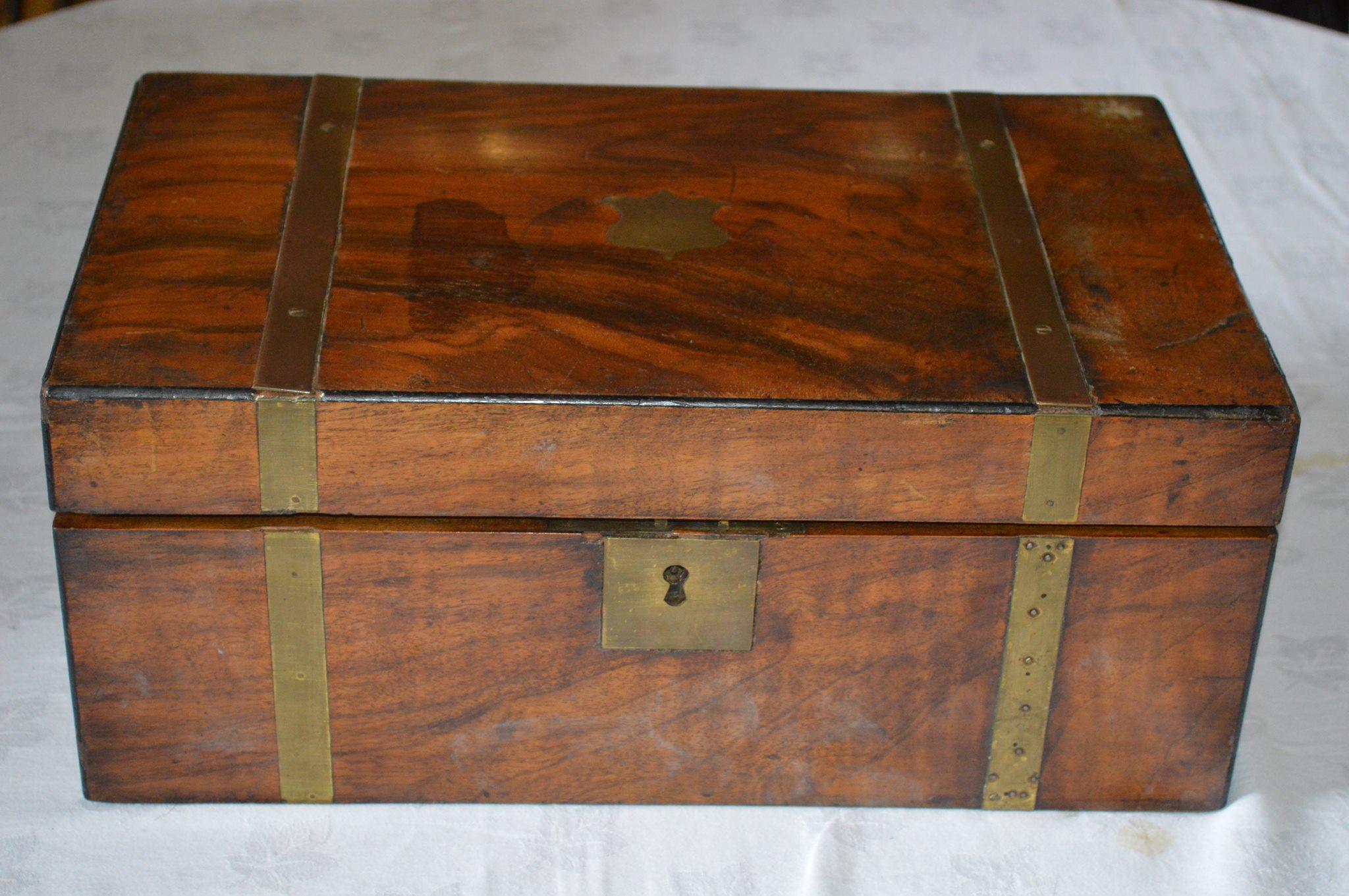 Image of antique box