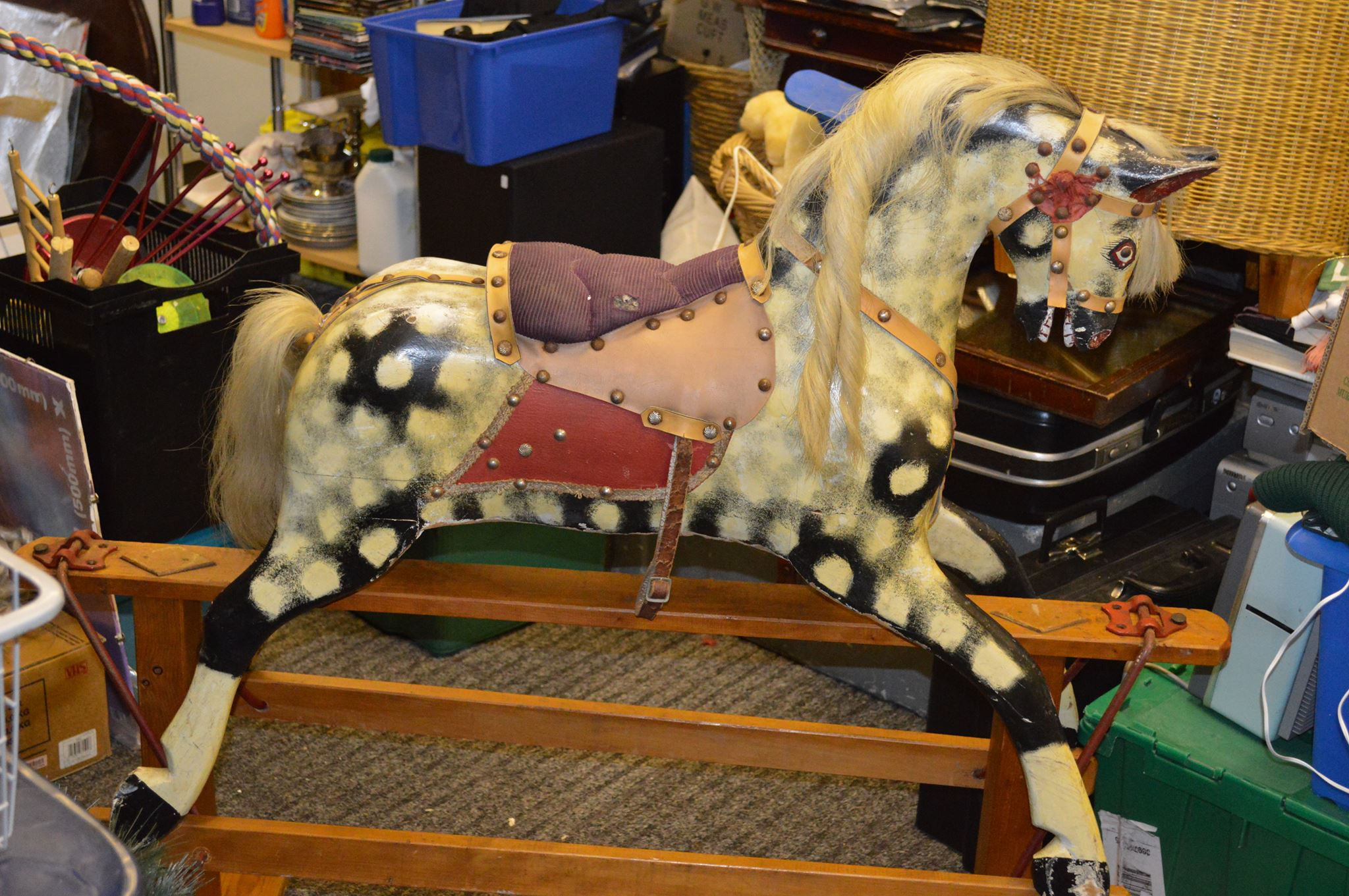 Image of rocking horse